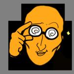 オレンジくんスタンプ