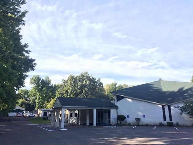 アル・グリーンの教会
