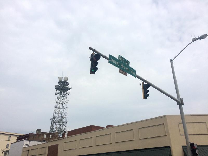 ジェームス・ブラウン大通り