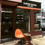 cafe&bar supergood 外観
